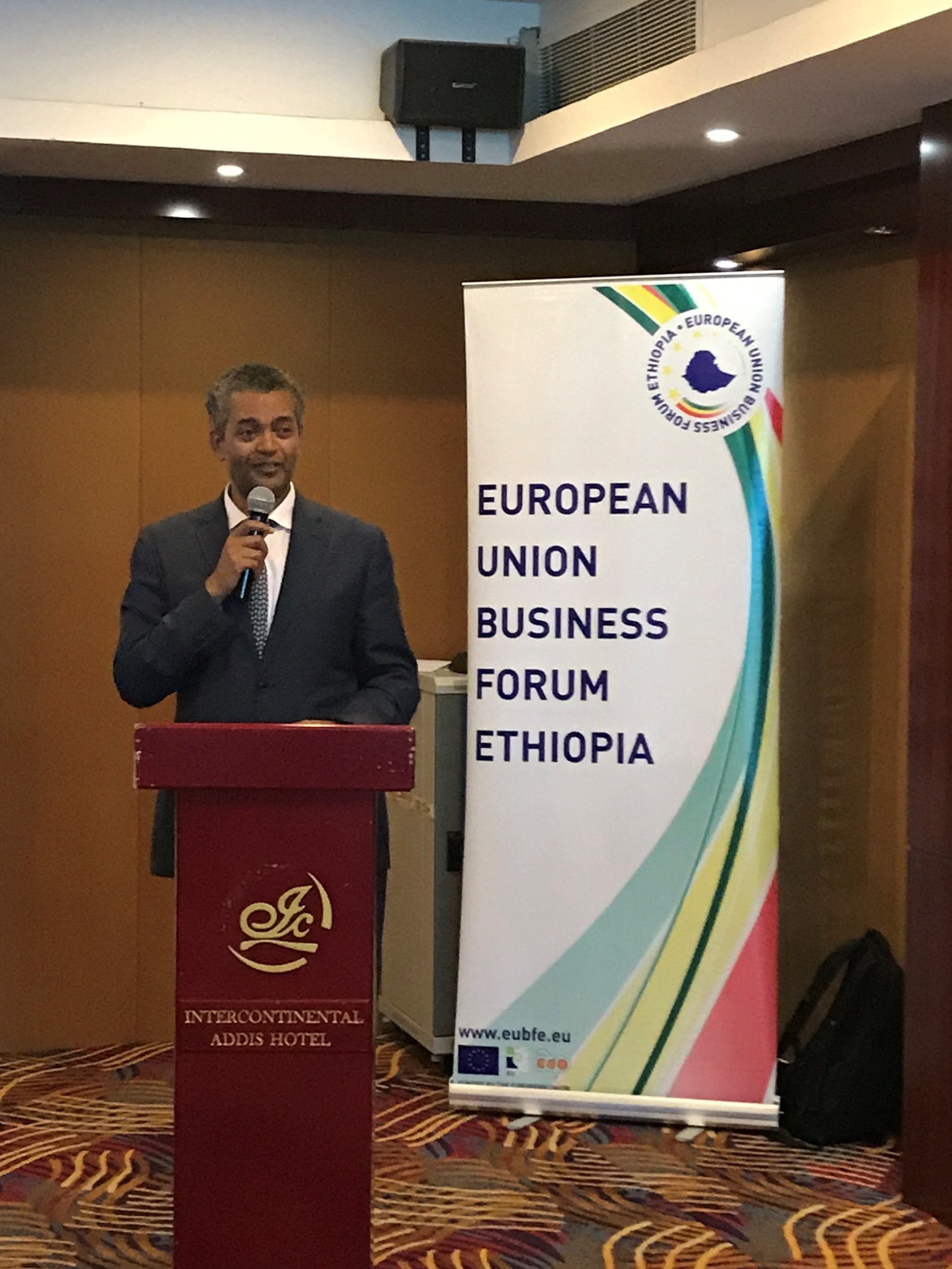 the-newly-appointed-commissioner-of-the-ethiopian-commission-and-the-head-of-the-eu-delegation-to-ethiopia-delivered-key-note-addresses-at-the-eubfe-thematic-networking-event